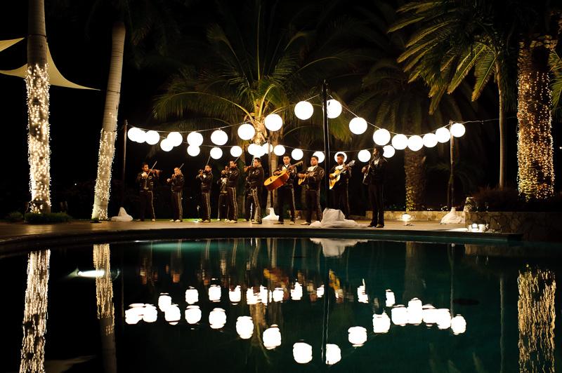 destination wedding in cabo san lucas mexico on the beach