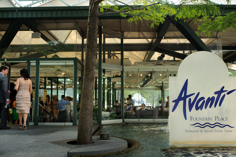 Avanti Restaurant Fountain Place Dallas Tx