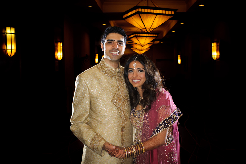 Asif and huma wedding
